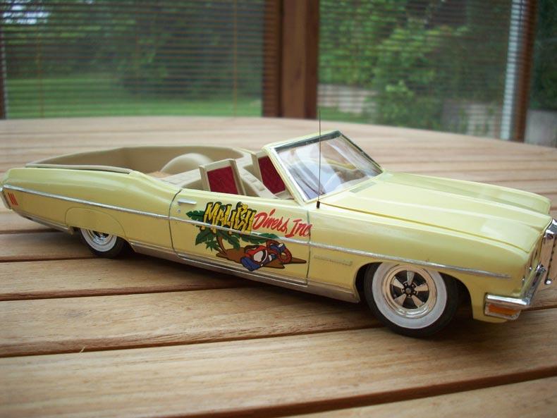 Pontiac Bonneville  70 Pick Up terminée 14