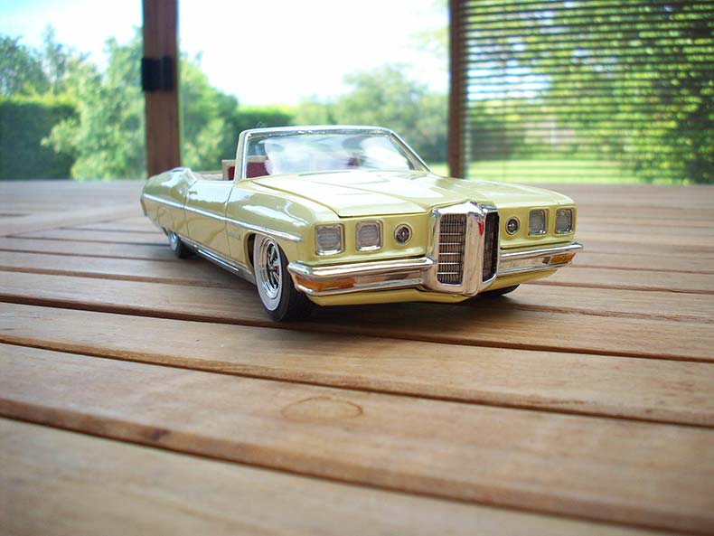 Pontiac Bonneville 1970 6