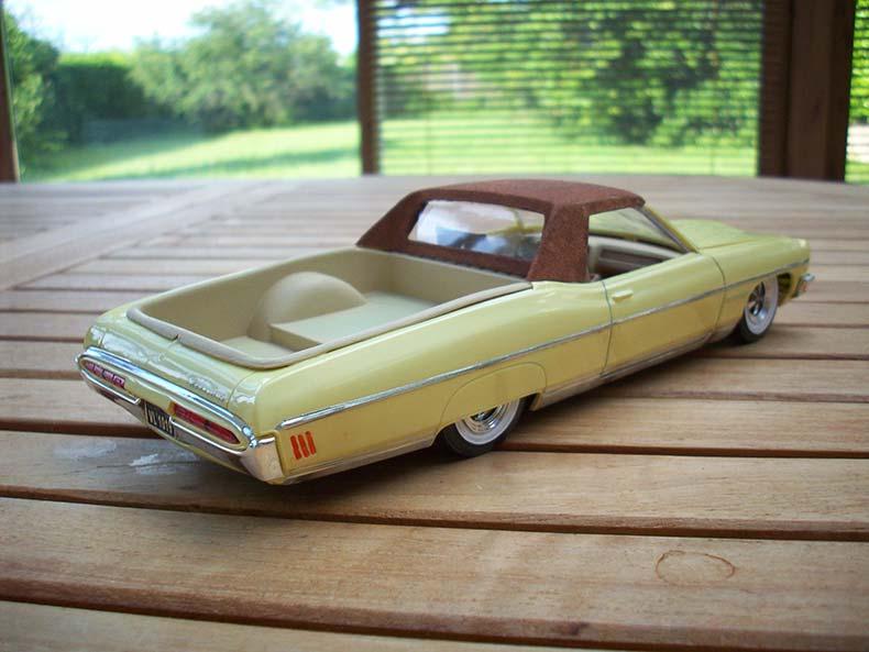 Pontiac Bonneville 1970 7