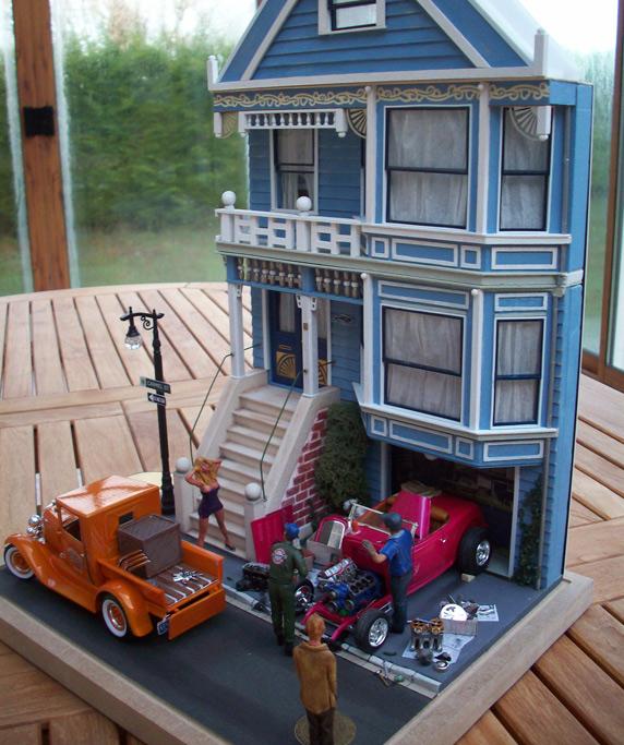 La maison de San Francisco 74