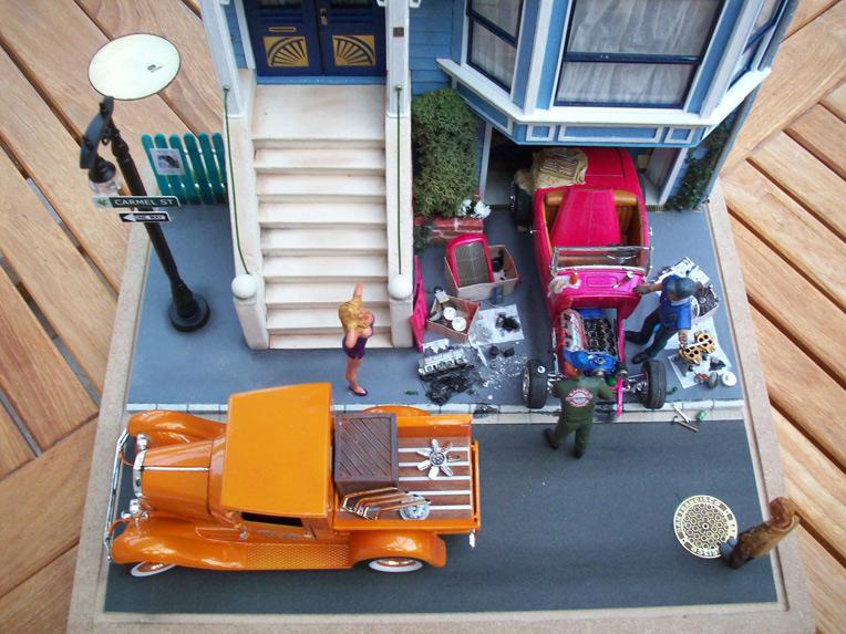 La maison de San Francisco 81