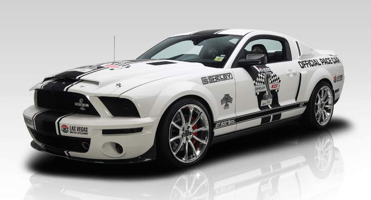 Shelby GT500 Pace car 1/12 [terminé] - Page 6 3