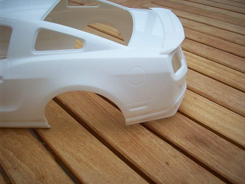 Shelby GT500 Pace car 1/12 [terminé] 4