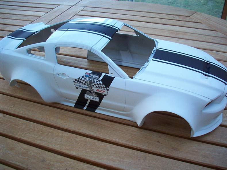 Shelby GT500 Pace car 1/12 [terminé] - Page 6 49