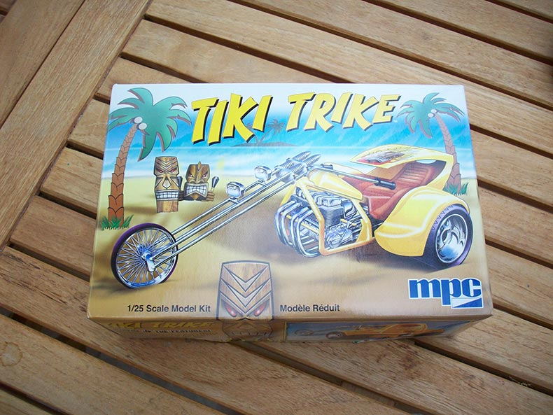 Tiki Trike 1