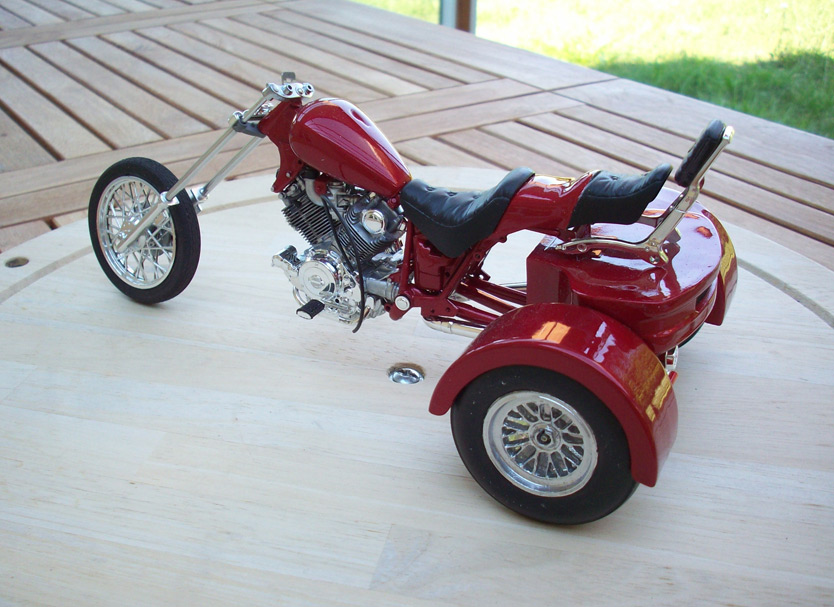 Red Trike (1/12) 25