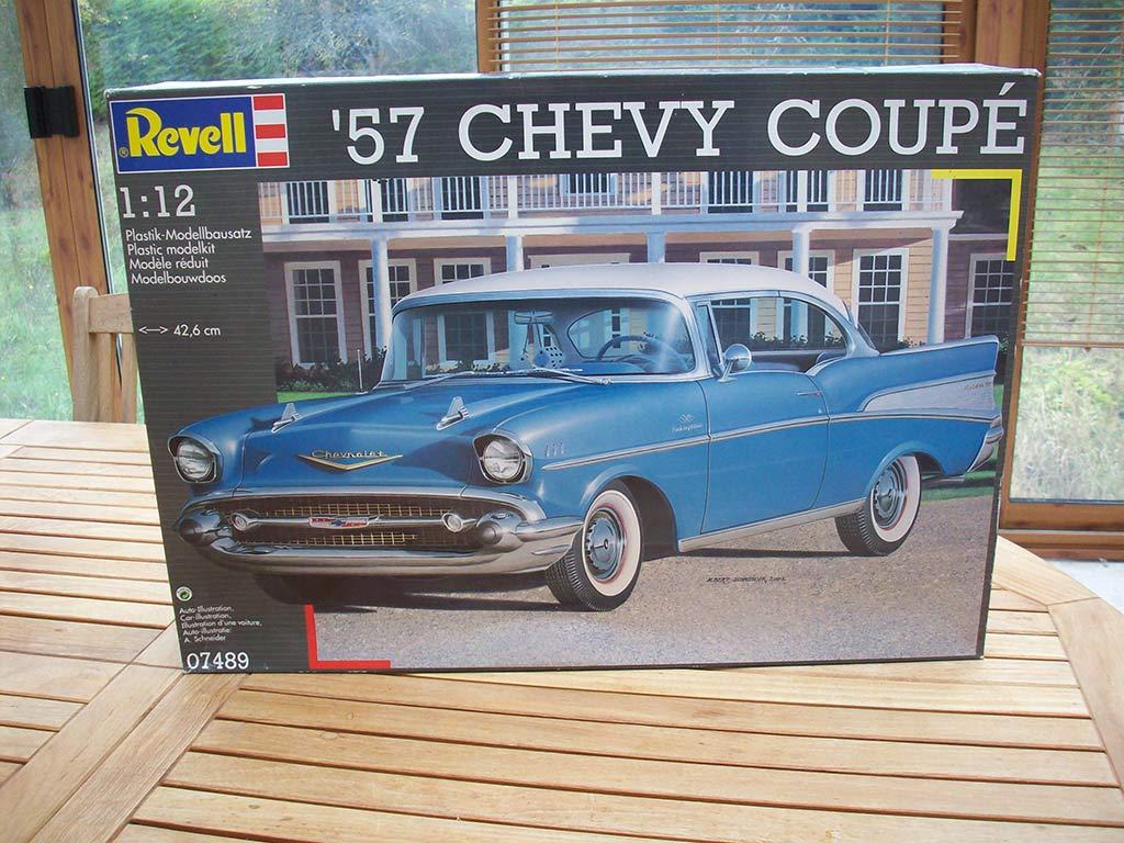 Vends Chevy 57 1:12 Nov22