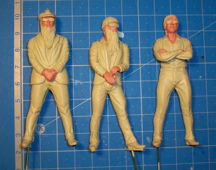Peinture des figurines by Coolfire 6