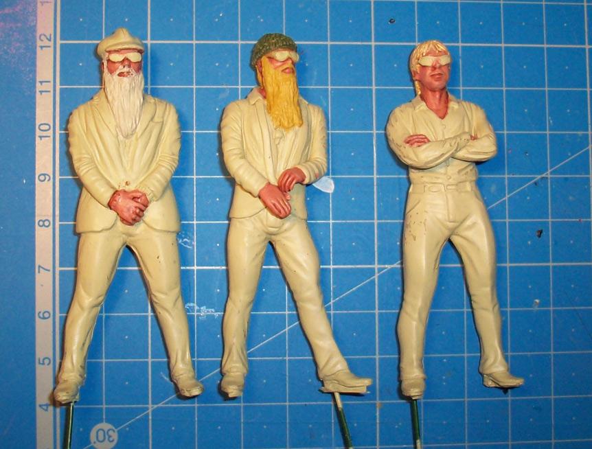 Peinture des figurines by Coolfire 8