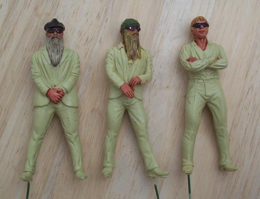 Peinture des figurines by Coolfire 9